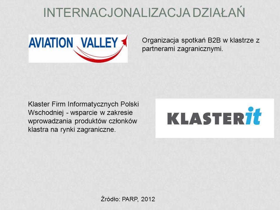 Internacjonalizacja działań