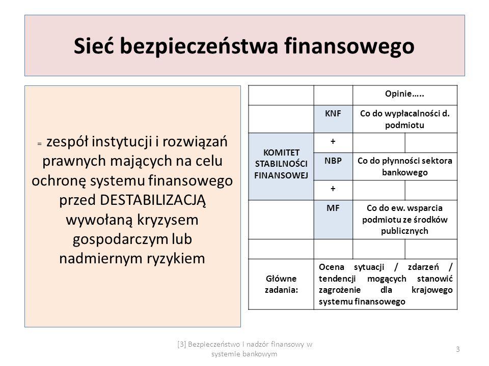 Sieć bezpieczeństwa finansowego