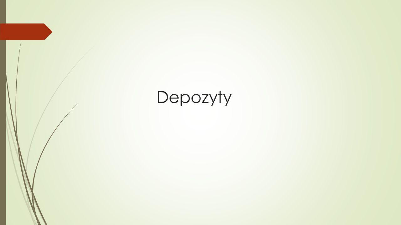 Depozyty