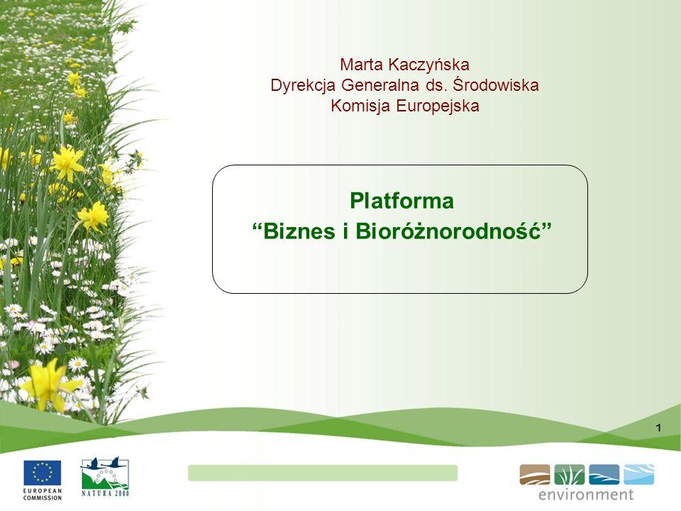 Biznes i Bioróżnorodność