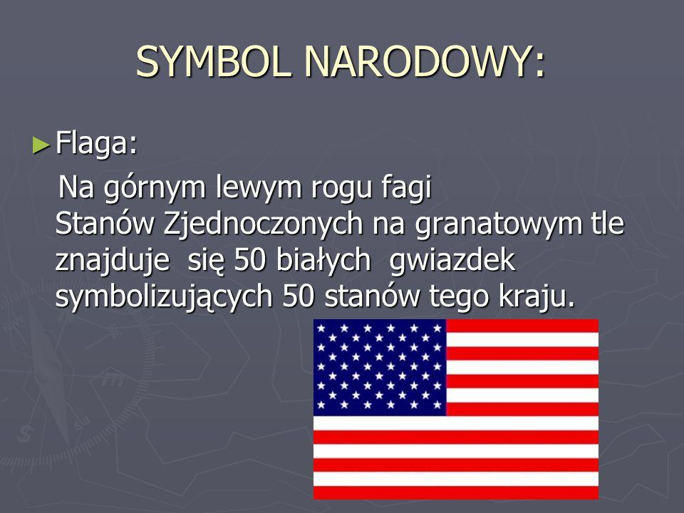 SYMBOL NARODOWY: Flaga: