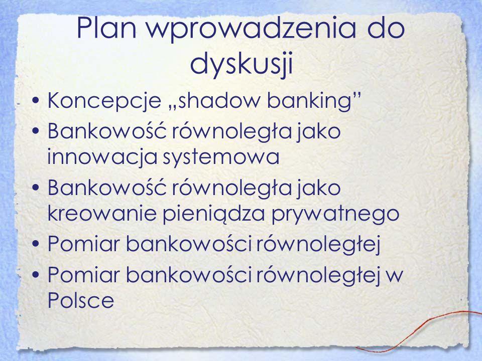 Plan wprowadzenia do dyskusji