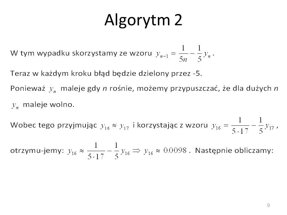 Algorytm 2