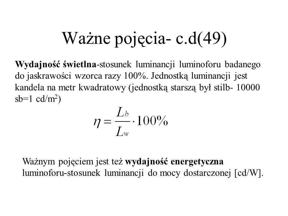 Ważne pojęcia- c.d(49)