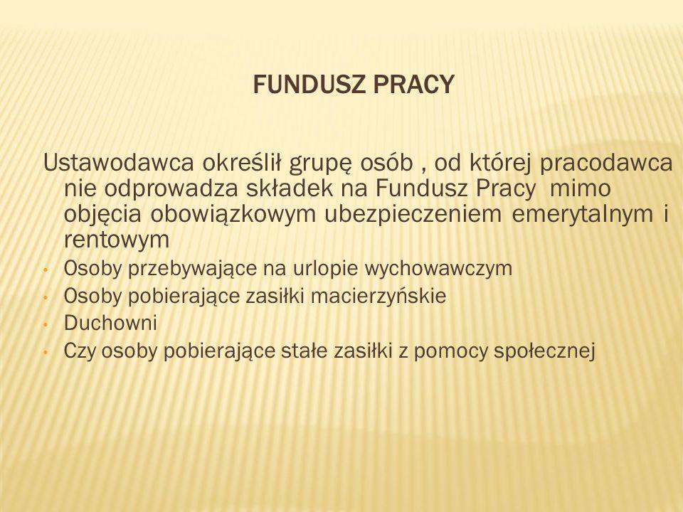 Fundusz Pracy