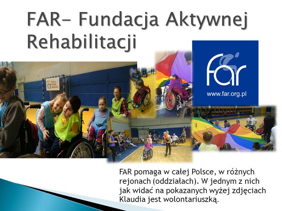 FAR- Fundacja Aktywnej Rehabilitacji