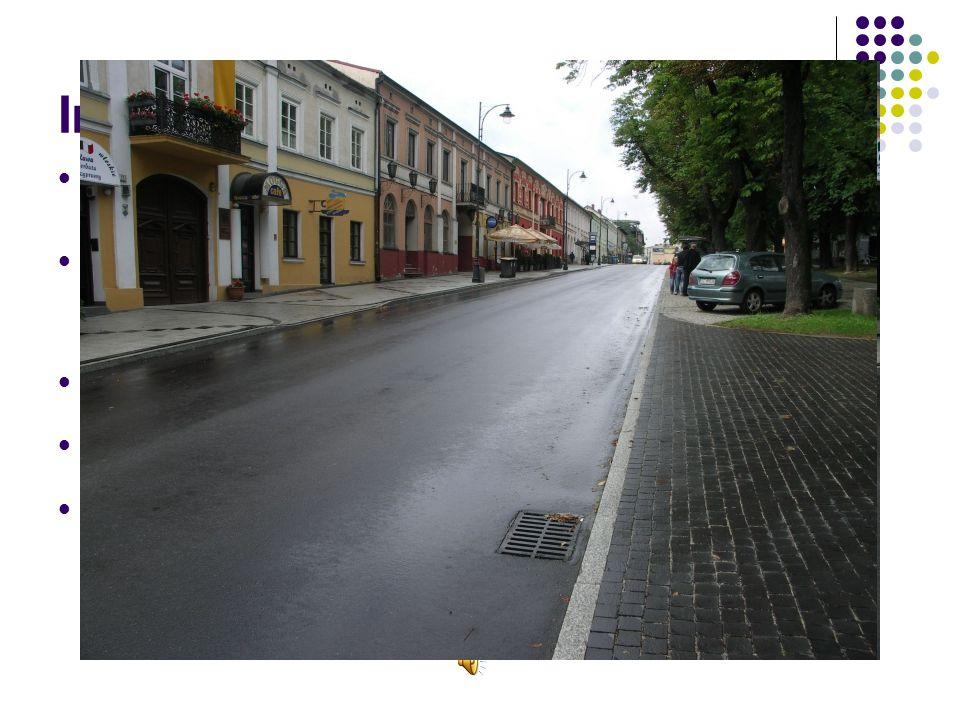 Inwestycje drogowe po 1990 r.