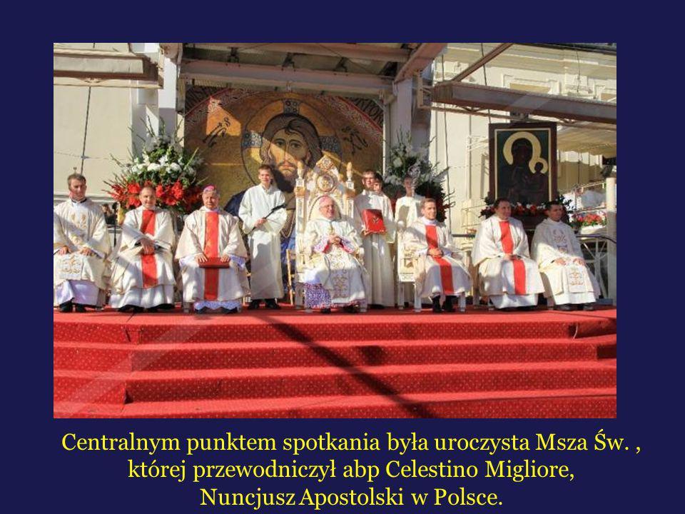 Nuncjusz Apostolski w Polsce.