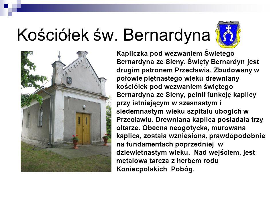 Kościółek św. Bernardyna