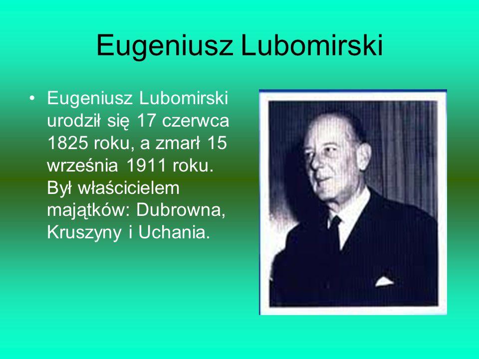 Eugeniusz Lubomirski