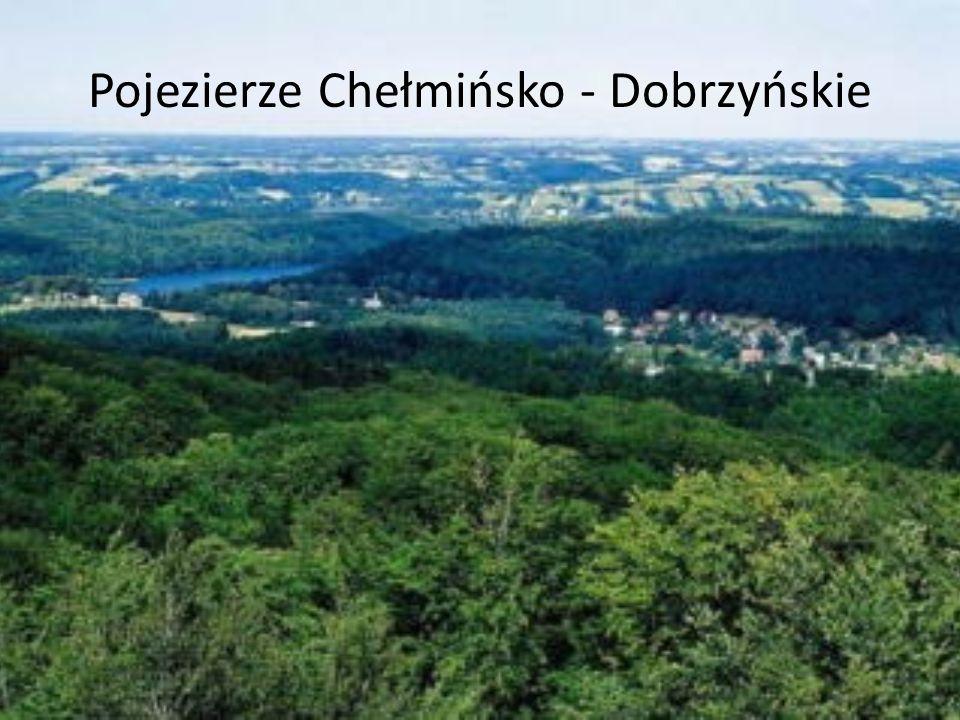Pojezierze Chełmińsko - Dobrzyńskie