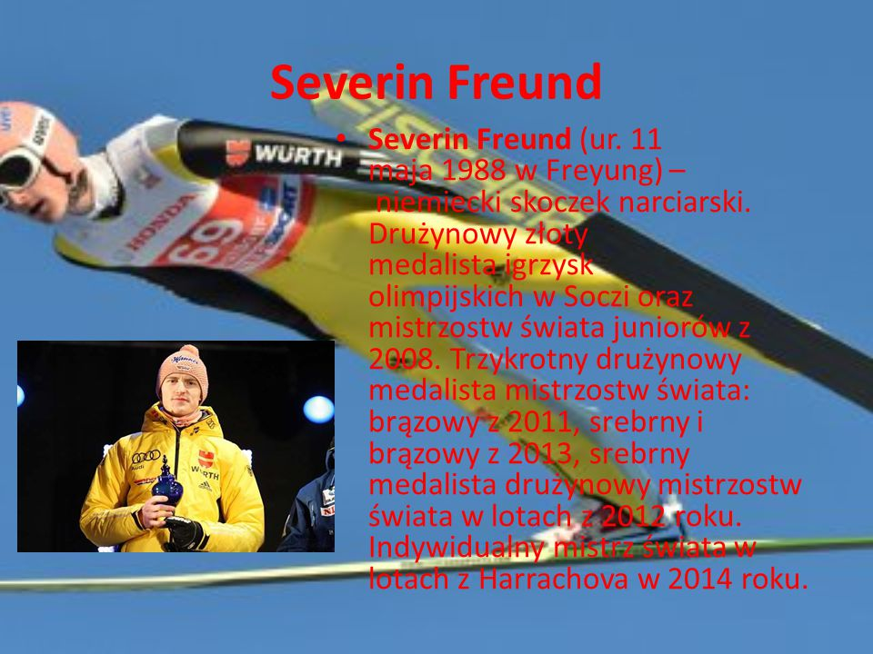 Severin Freund