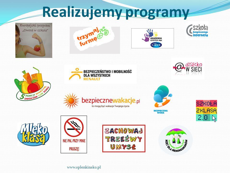Realizujemy programy www.splenkinsko.pl
