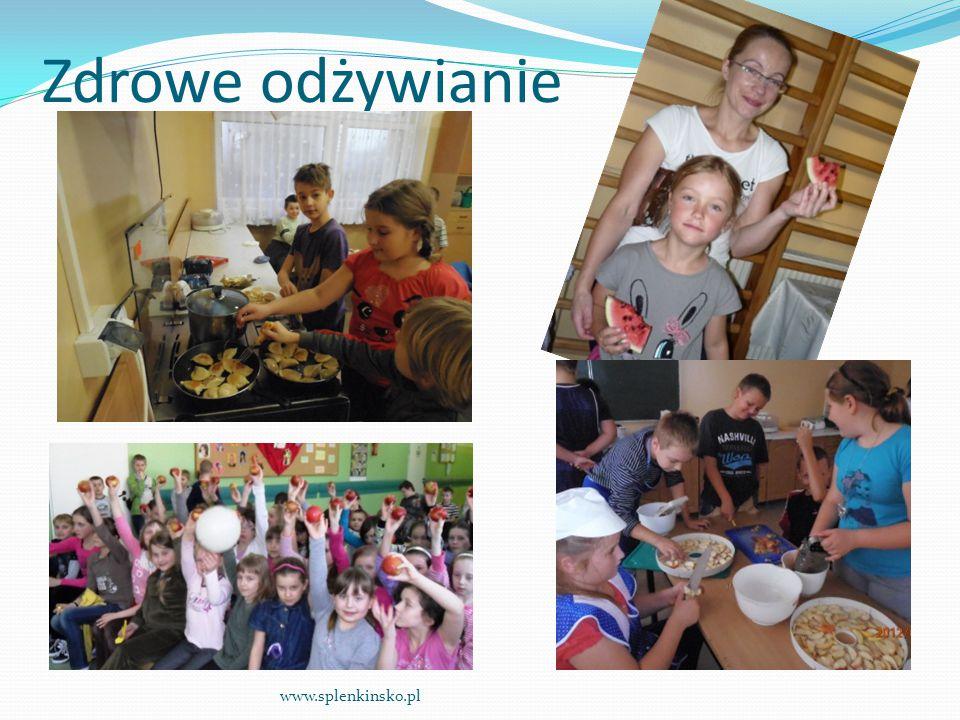 Zdrowe odżywianie www.splenkinsko.pl