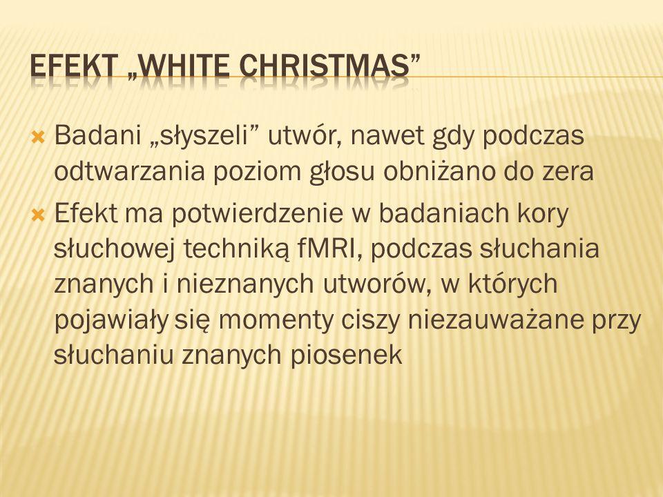 "Efekt ""white christmas"