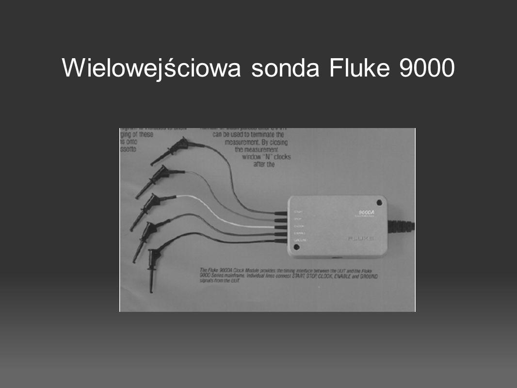Wielowejściowa sonda Fluke 9000
