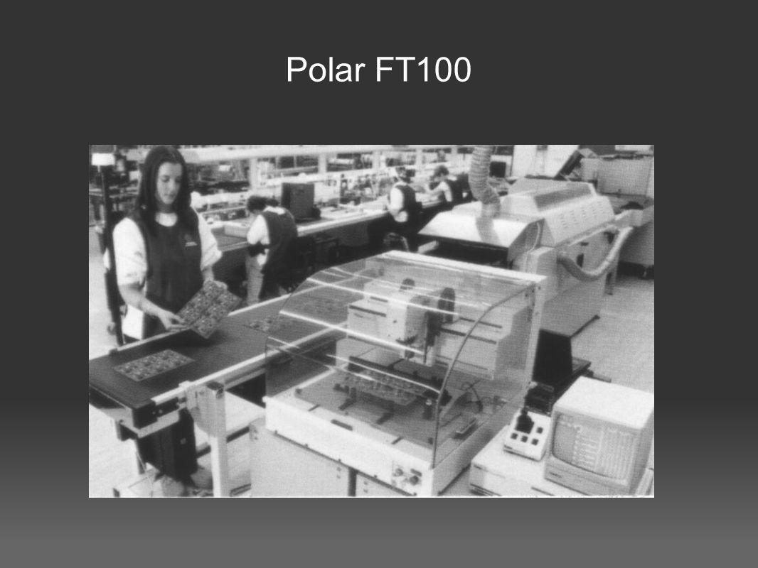 Polar FT100