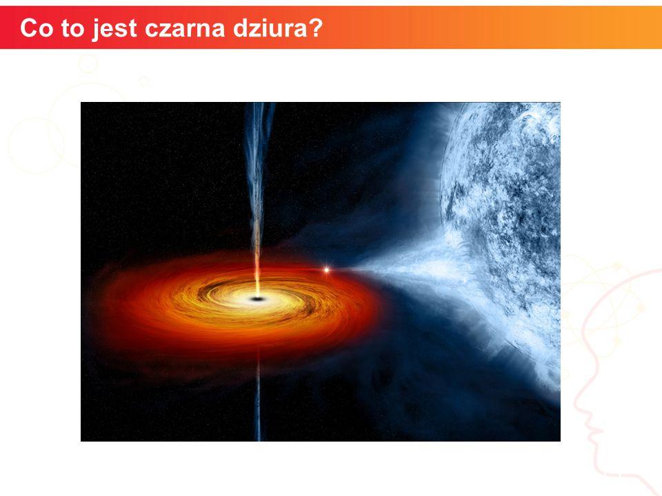 Co to jest czarna dziura