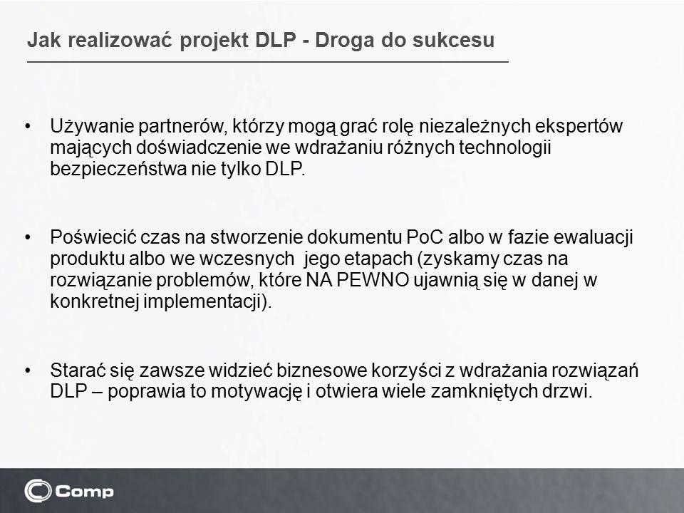 Jak realizować projekt DLP - Droga do sukcesu