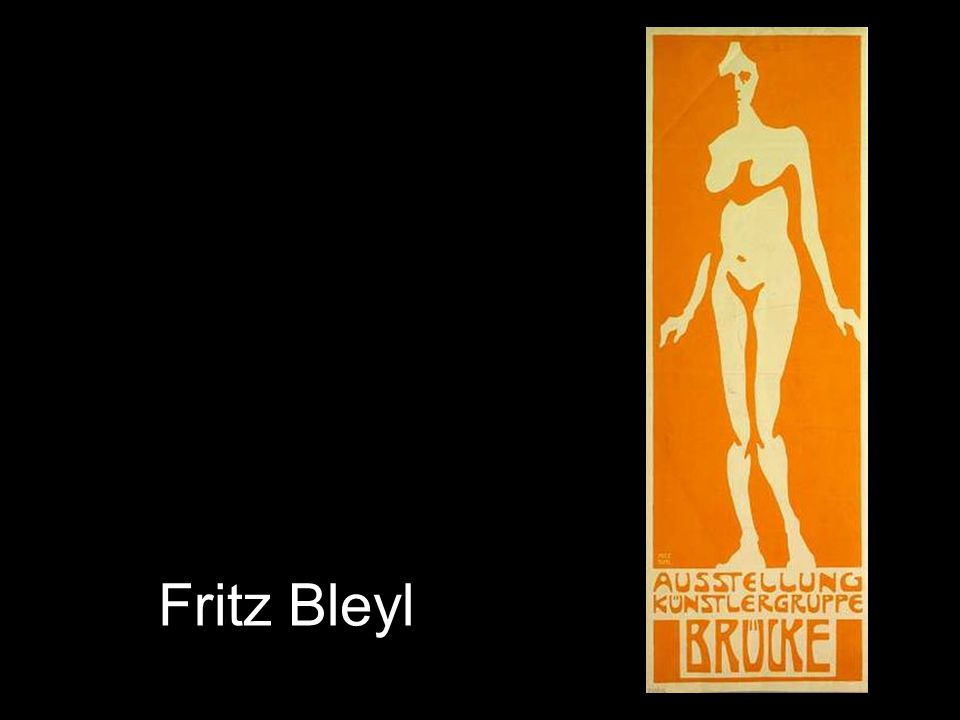 Fritz Bleyl