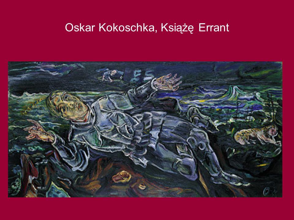Oskar Kokoschka, Książę Errant