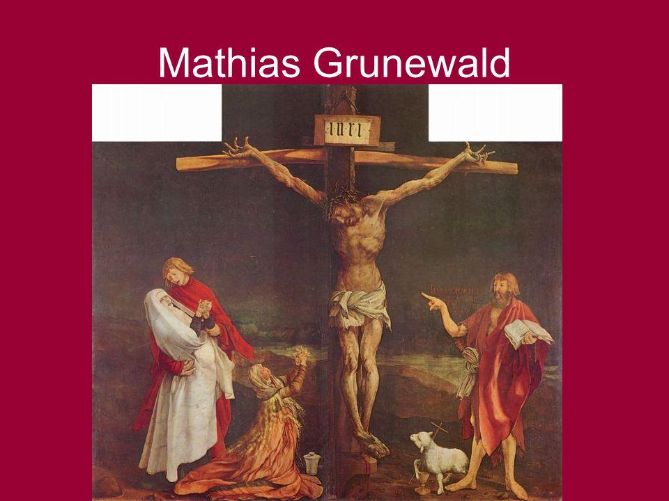 Mathias Grunewald