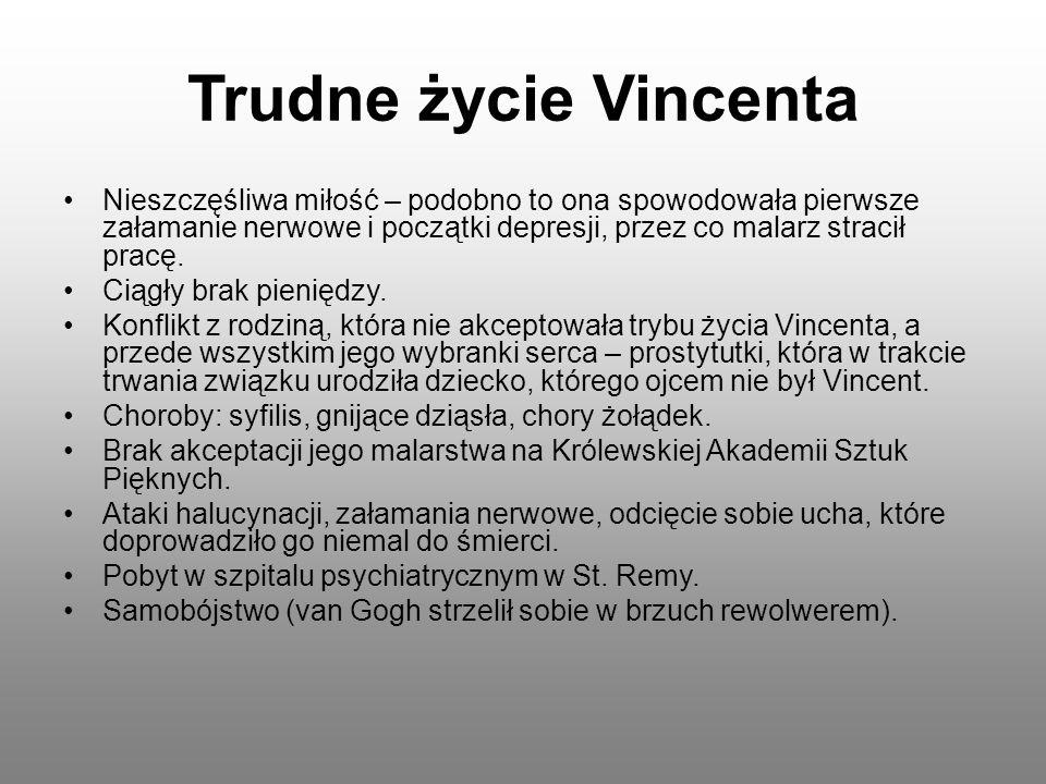 Trudne życie Vincenta