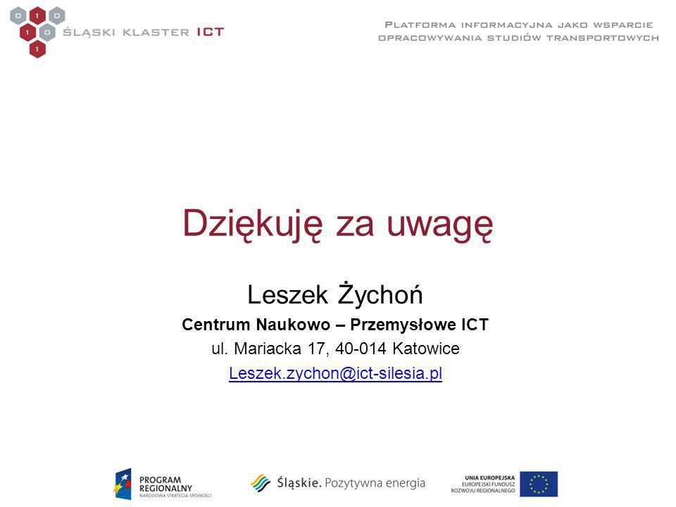 Centrum Naukowo – Przemysłowe ICT