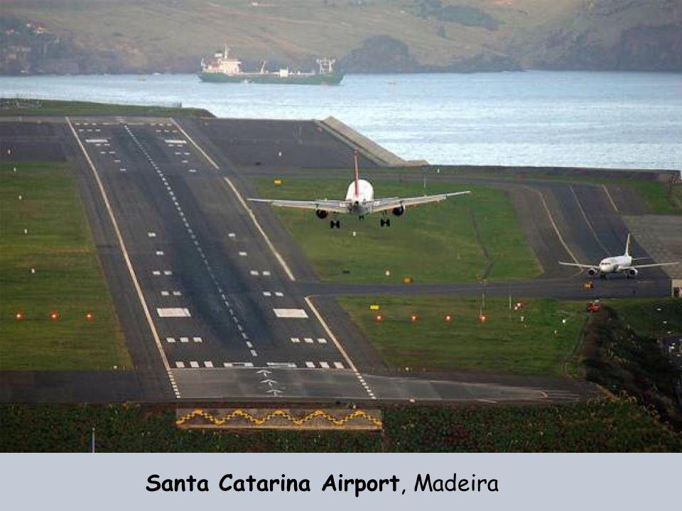 Santa Catarina Airport, Madeira