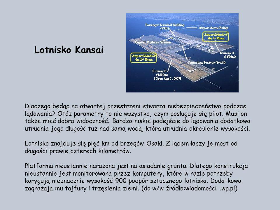 Lotnisko Kansai