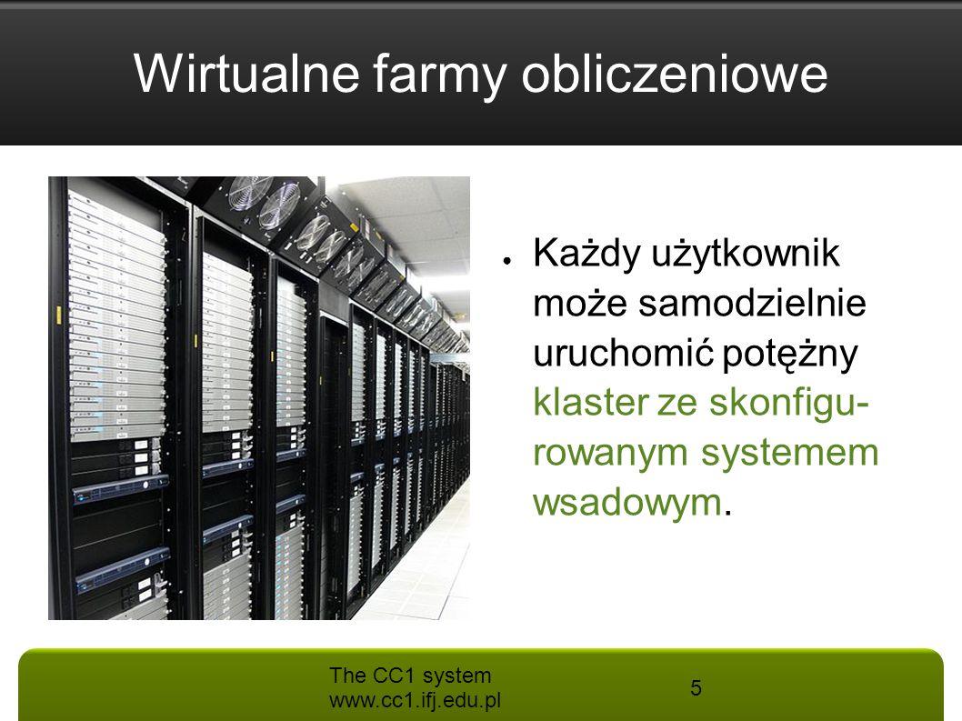 Wirtualne farmy obliczeniowe