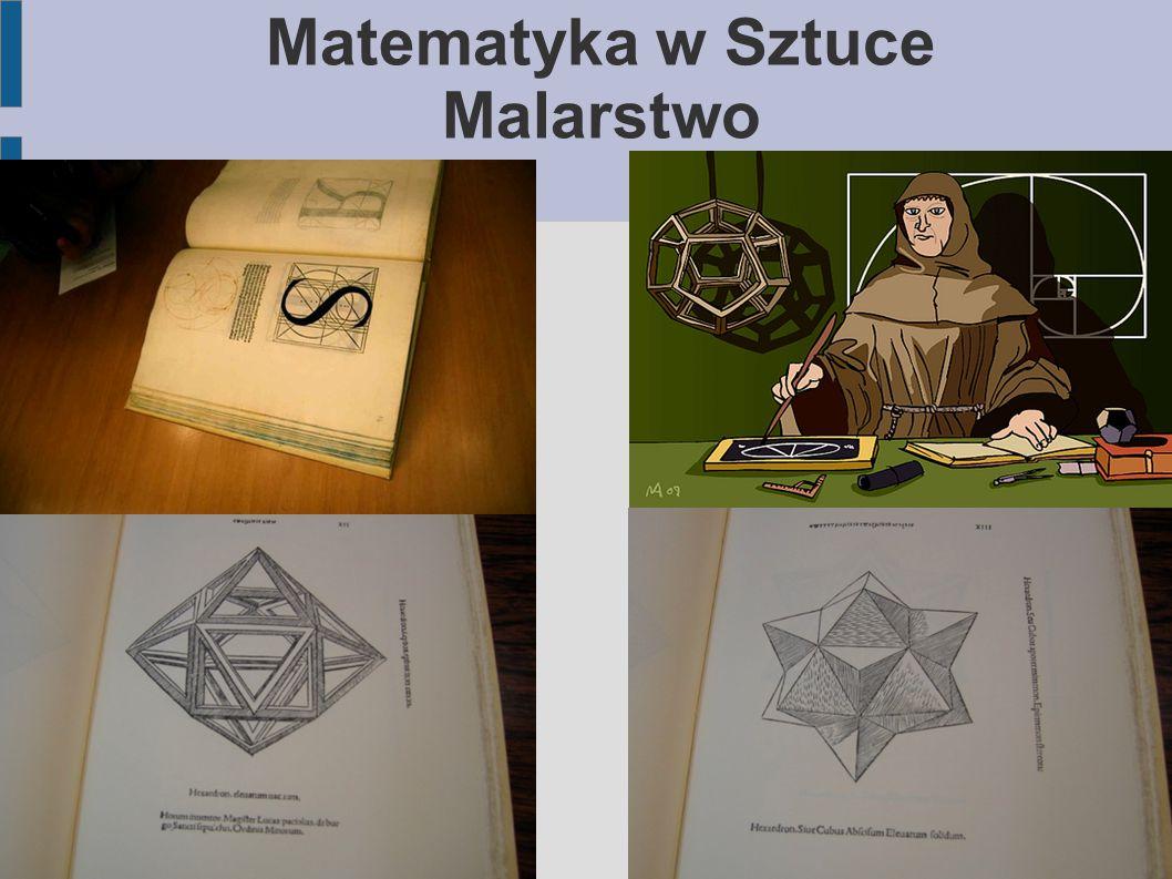 Matematyka w Sztuce Malarstwo
