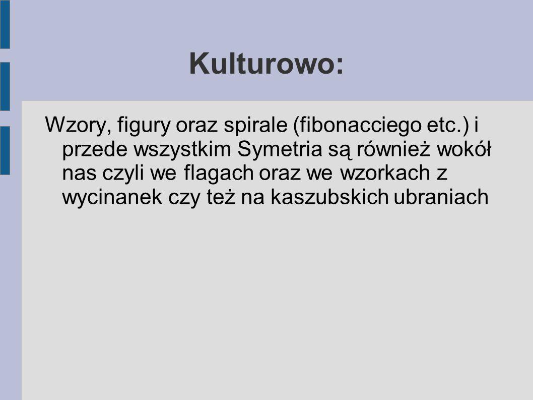 Kulturowo: