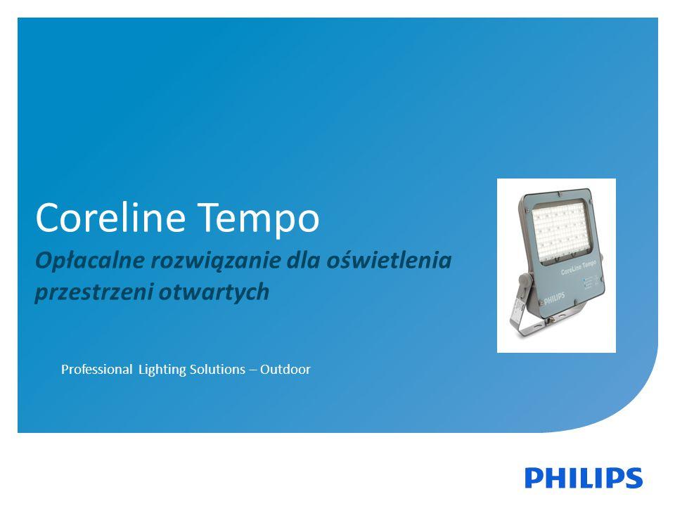 Coreline Tempo Opłacalne rozwiązanie dla oświetlenia