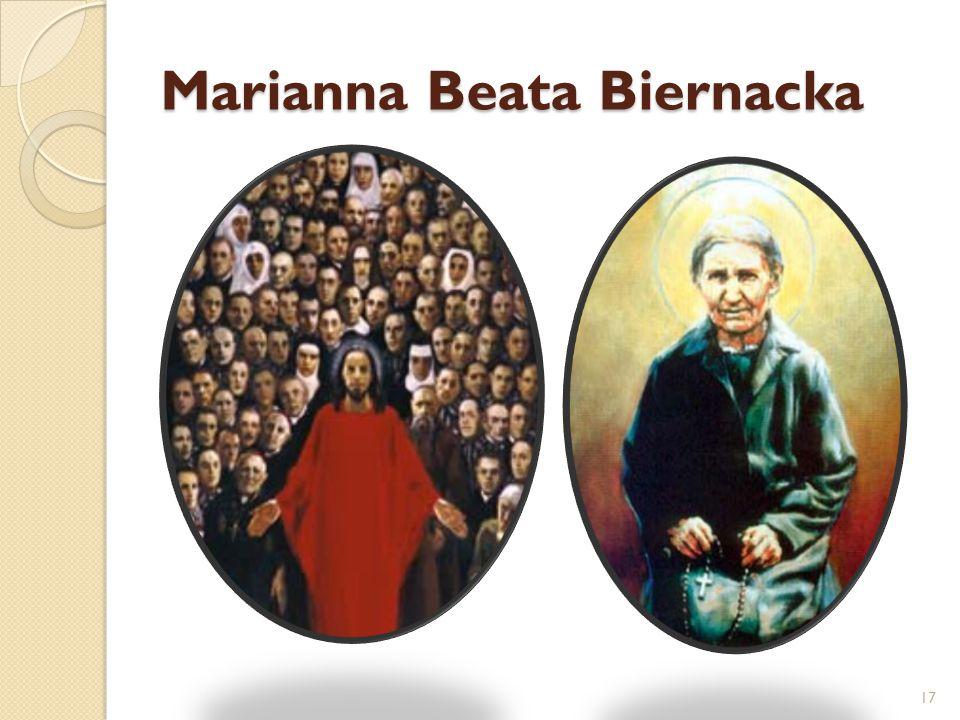 Marianna Beata Biernacka