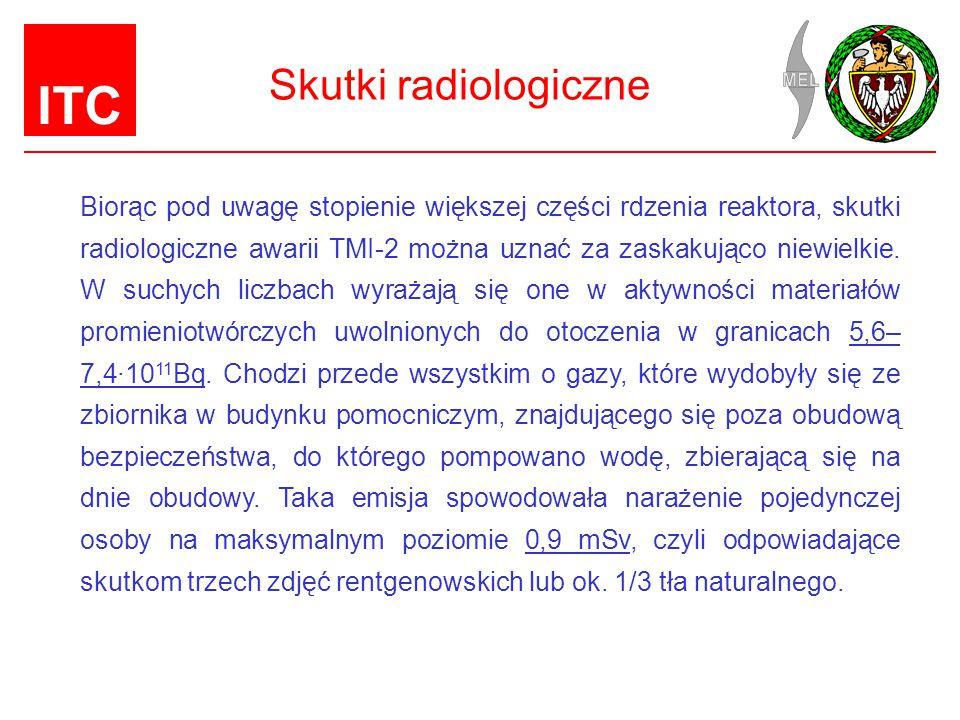 Skutki radiologiczne