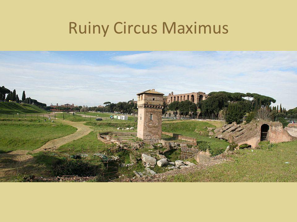 Ruiny Circus Maximus