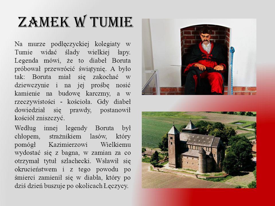 Zamek w Tumie