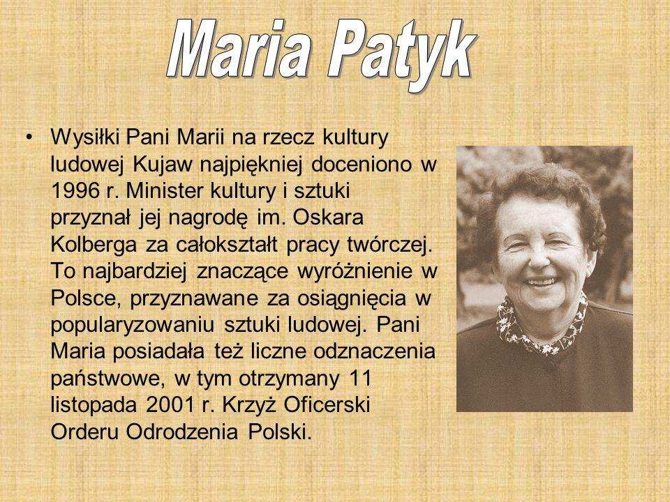 Maria Patyk