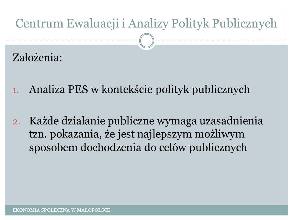 Centrum Ewaluacji i Analizy Polityk Publicznych