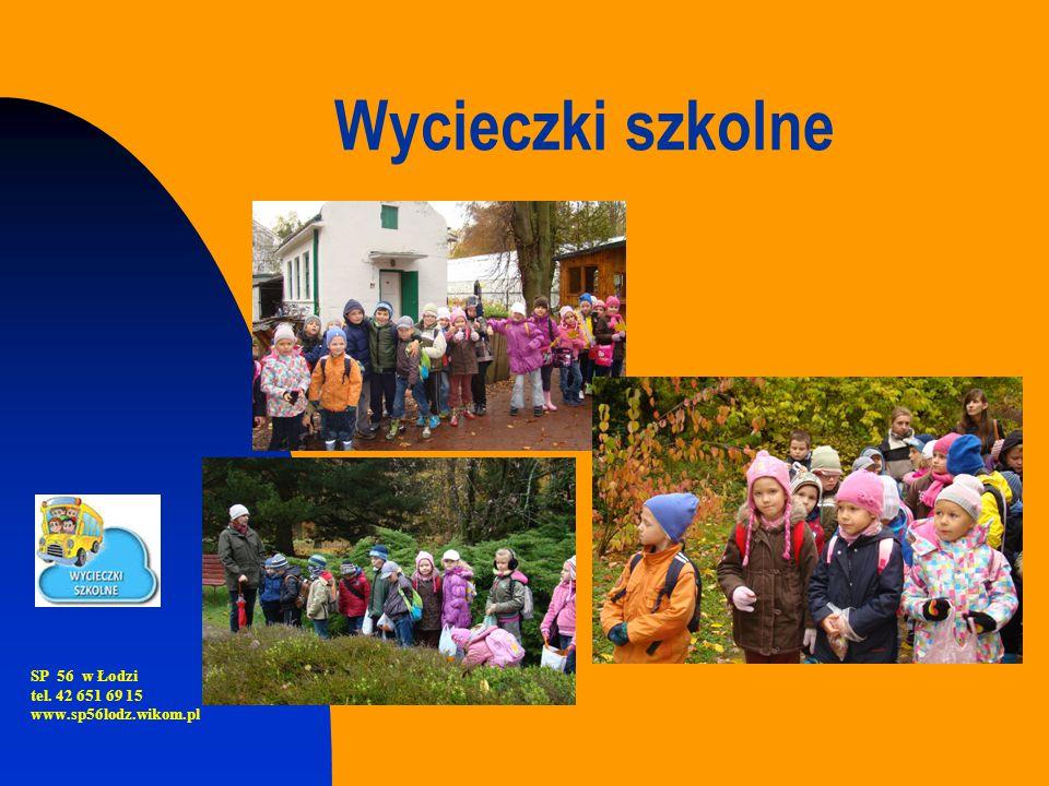 Wycieczki szkolne SP 56 w Łodzi tel. 42 651 69 15