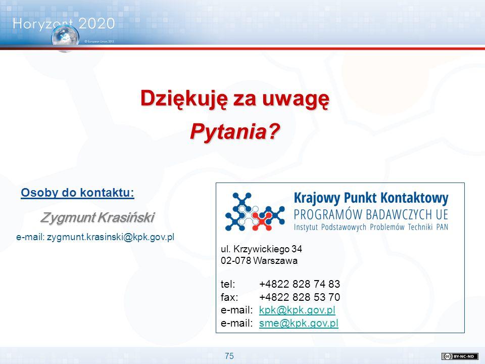 e-mail: zygmunt.krasinski@kpk.gov.pl