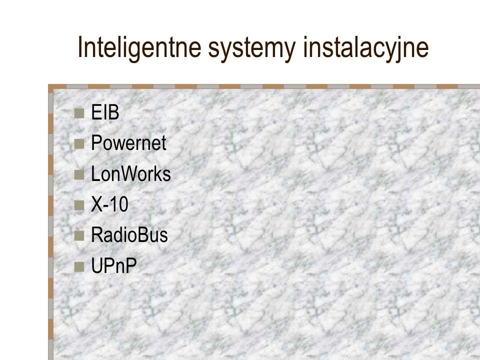 Inteligentne systemy instalacyjne
