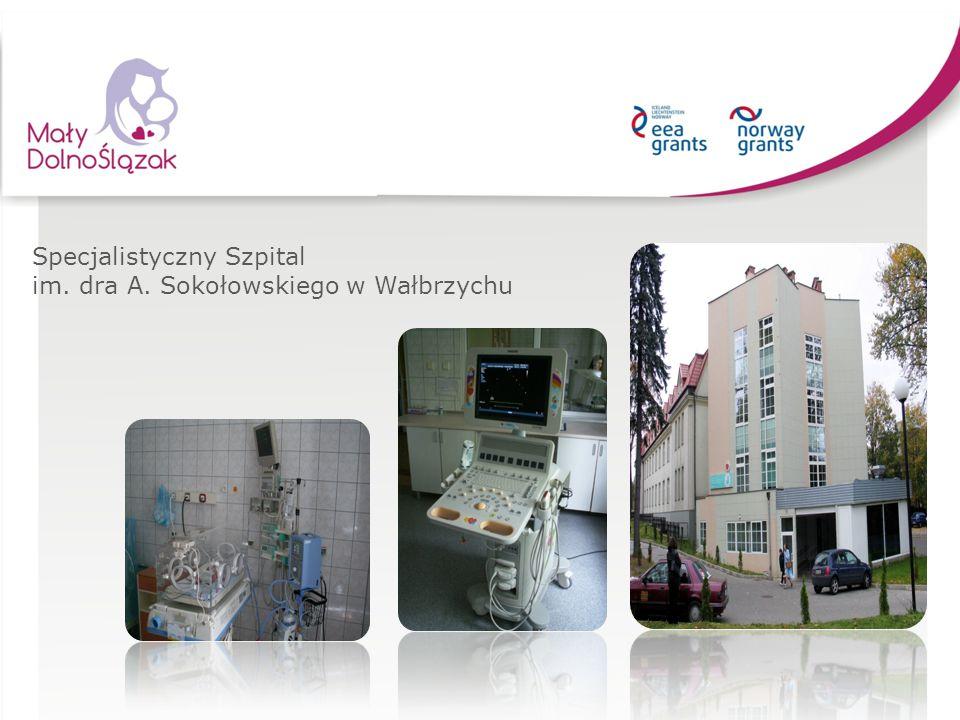 Specjalistyczny Szpital im. dra A. Sokołowskiego w Wałbrzychu