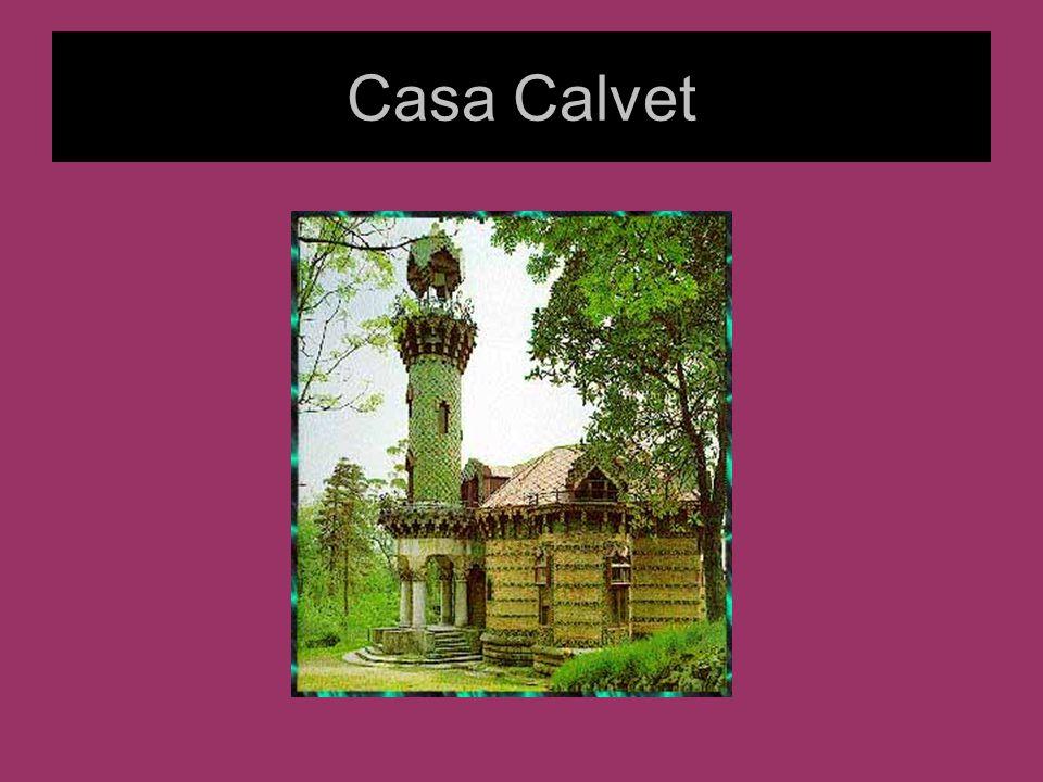 Casa Calvet
