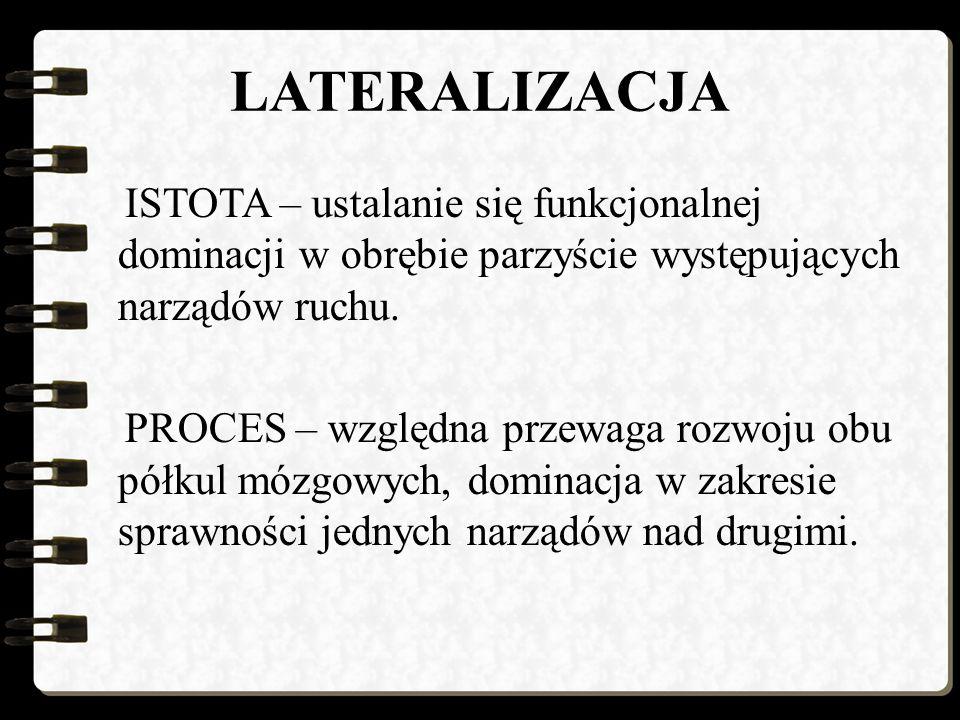 LATERALIZACJA
