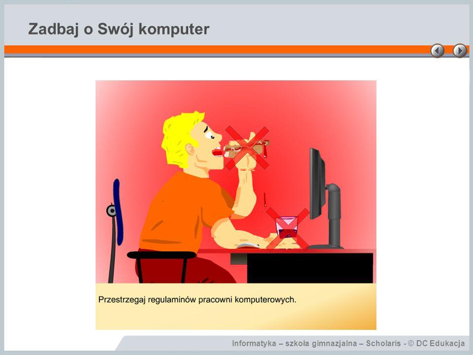 Zadbaj o Swój komputer