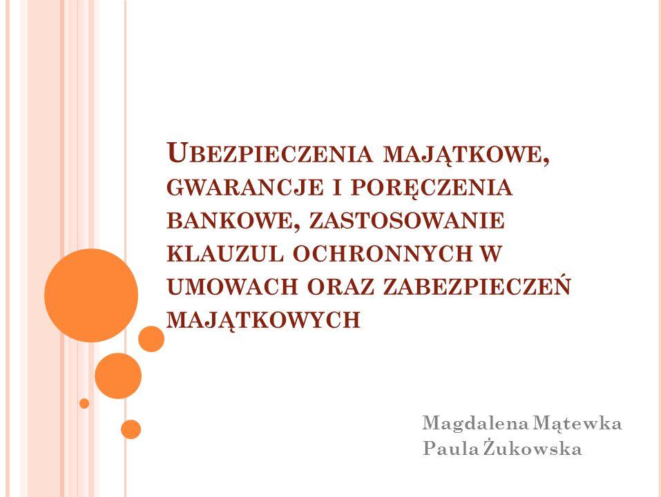 Magdalena Mątewka Paula Żukowska