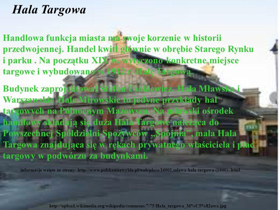 Hala Targowa