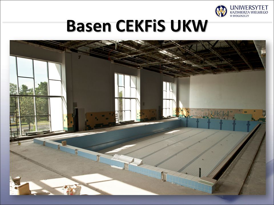 Basen CEKFiS UKW
